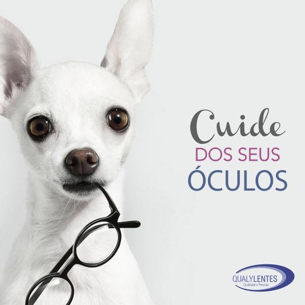 Cuide dos Seus Óculos