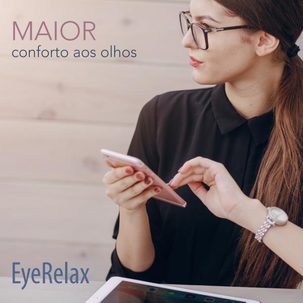 Maior Conforto aos Olhos