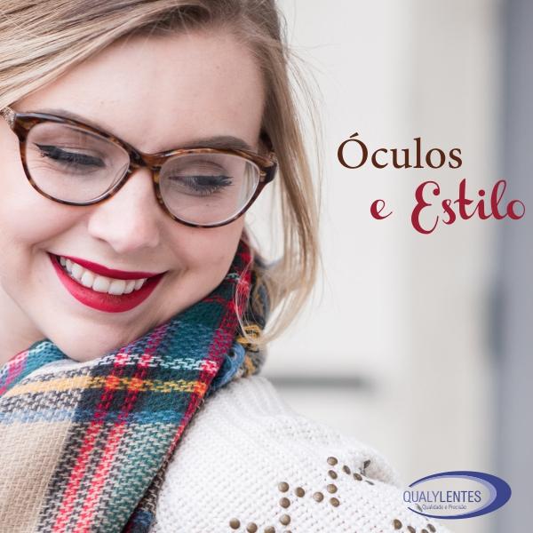 Óculos e Estilo