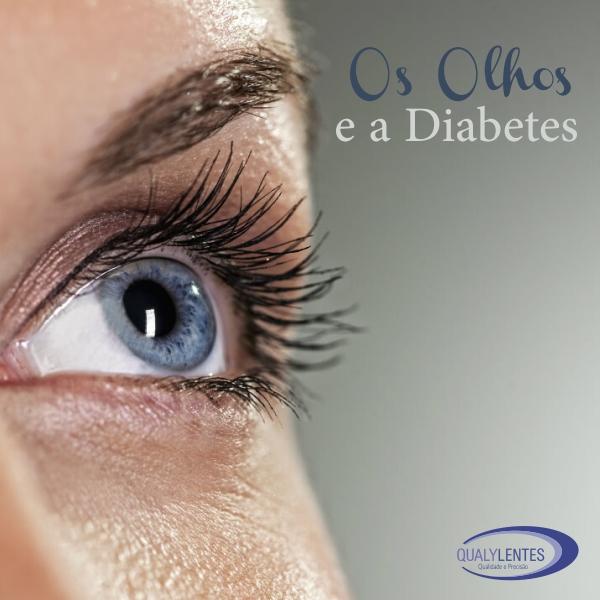 Os Olhos e o Diabetes